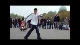 La danse style jump