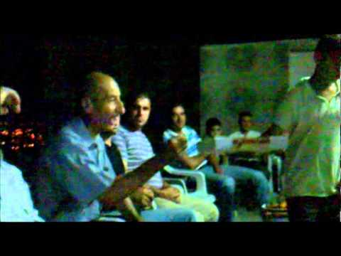 الشاعر الشعبي اسعد حوراني ابو ماجد