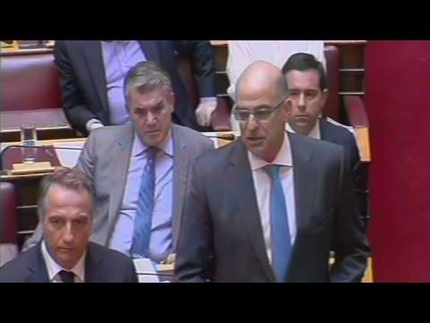 Στην Ολομέλεια η  τροπολογία για τις offshore, αποχώρησε η ΝΔ