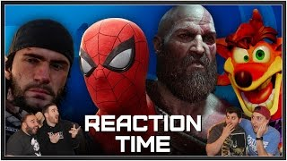 Nonton Playstation E3 2016 Conference   Reaction Time  Film Subtitle Indonesia Streaming Movie Download