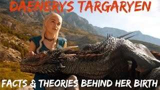 Here is my video discussing some of the rather unique theories out there on the birth and upbringing of Daenerys Targaryen in ...