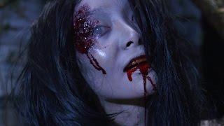 Zombie Makeup ✞  Japanese Horror ✞ Halloween Makeup