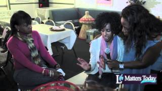 Life Matters Today At Gojo Ethiopian Restaurant
