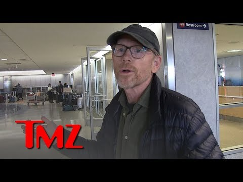 Ron Howard Calls for Law Enforcement Probe into President Trump's Taxes
