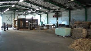 De Imme bouwt prefab unit van stro en zeeklei