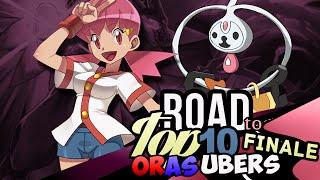 Pokemon Showdown Road to Top Ten: Pokemon ORAS Ubers w/ PokeaimMD [FINALE] by PokeaimMD