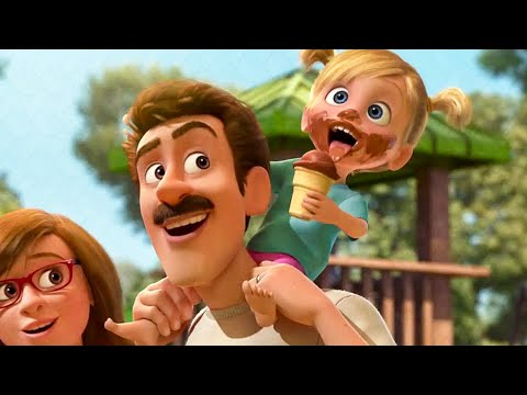 INSIDE OUT All Best Movie Clips (2015)