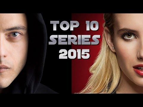 TOP 10 DES MEILLEURES SERIES DE 2015
