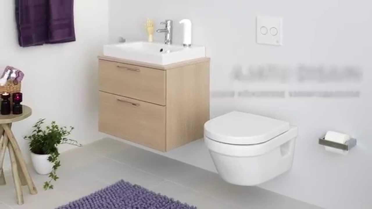 Seina WC-pott Estetic 8330 – hügieeniline loputus