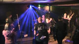 Infernal Opera - Inhuman Being (live 6-23-12)HD