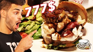 Video J'AI MANGÉ UN BURGER À 777$ ! MP3, 3GP, MP4, WEBM, AVI, FLV Oktober 2017