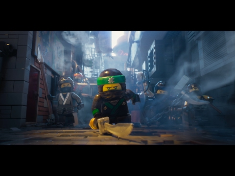 The LEGO® NINJAGO® Movie - Trailer F1 (ซับไทย)