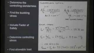 ARCH 324 - Columns - Lecture 2