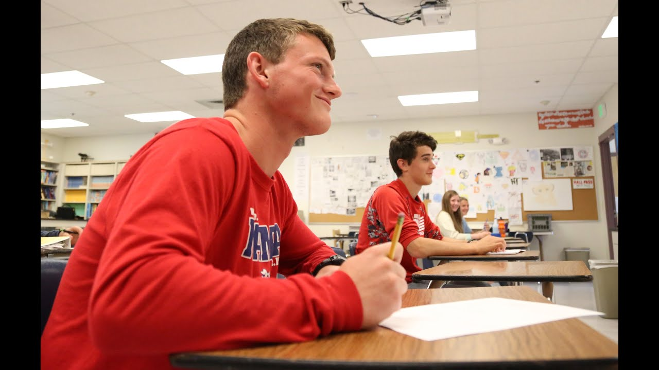 Nampa valedictorian overcomes the odds
