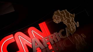 CNN Africa Logo Intro