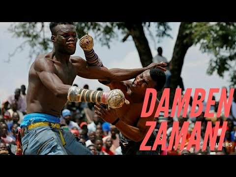 Dambe Zamani Kashi Na Biyar (Karawa Dan Birnin Kudu Da Shagon Damisa )
