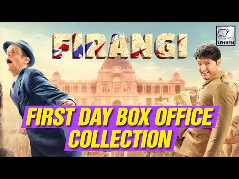 Firangi First Day Box Office Collection | Kapil Sh