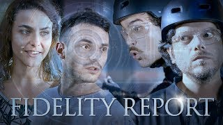 Video Fidelity Report MP3, 3GP, MP4, WEBM, AVI, FLV November 2017