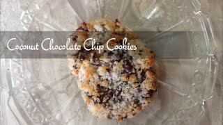 The delicious goodness of chocolate and coconut come together to create these soft, chewy coconut chocolate chip cookies. This recipe yields a rich ,moist cookie that gives you everything you want out of a soft style cookie. As far as cookies go they'realso on the healthy side. Being a macaroon style cookie they are one of the simplest cookie recipes you can  make. They are gluten free, and there are no egg yolks or butter so they are also heart healthy and lower in calories than the average cookie. If you're going to have cookies make them macaroons. They're easy to make and absolutely delicious!All recipes are also posted on my blog, you can visit by clicking on the link below.http://supersimplekitchen.blogspot.gr/Get my free App for your mobile phone,tablet or Ipad and have all my latest recipes right at your fingertips! To get the app just click on the link below.http://supersimplekitchen.blogspot.gr/2013/05/get-app.html