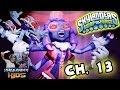Let's Play Skylanders Swap Force: Part 15 - Mesmeraldas Show  (Chapter 13) Kids Co-Op Face Cam