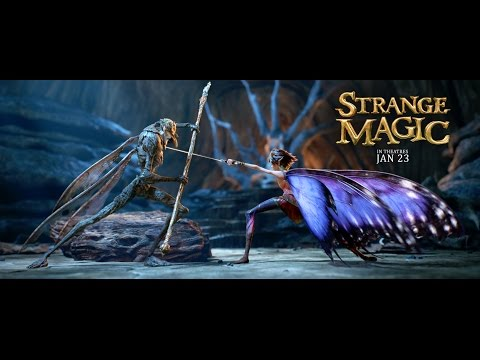 Strange Magic Trailer