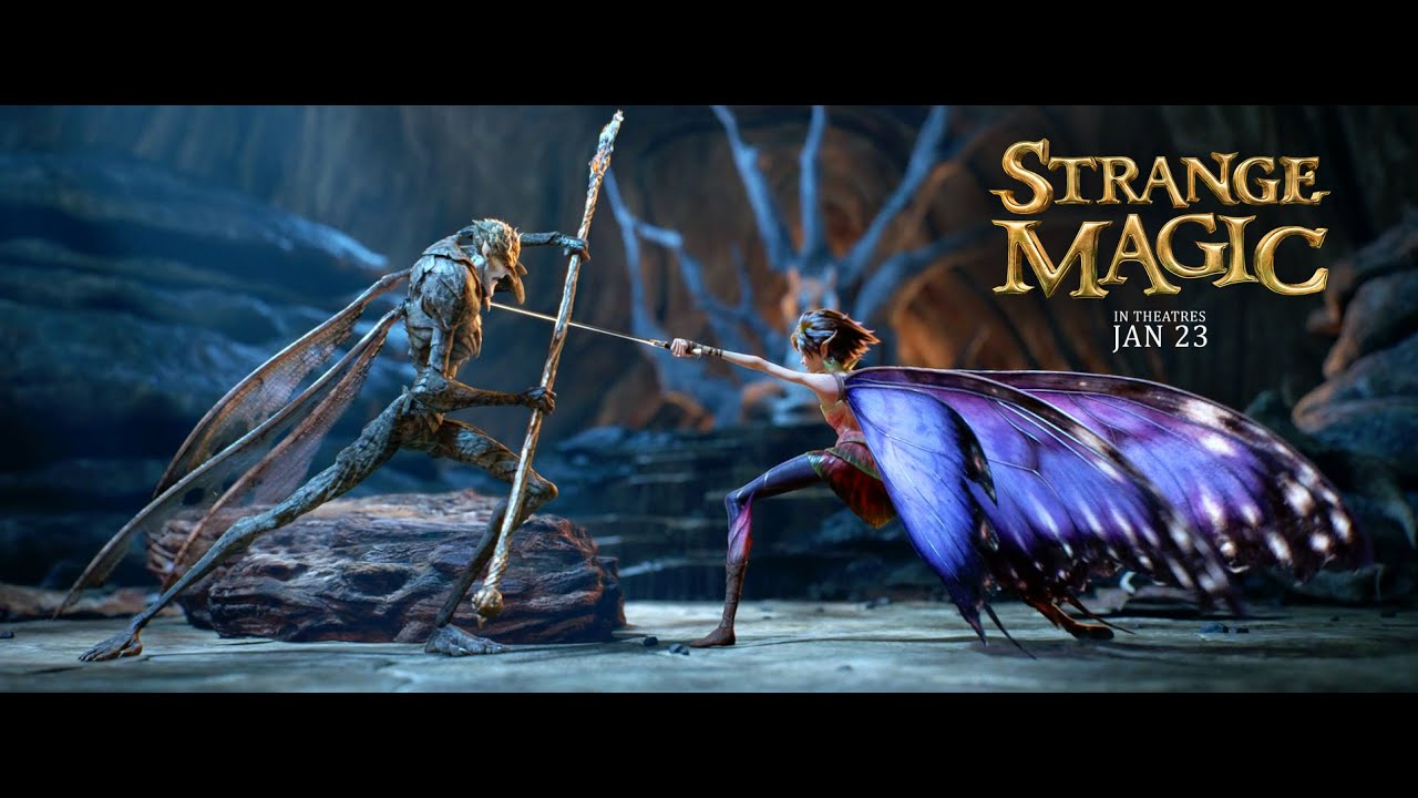 Trailer (and Fairy) Alert: George Lucas Brings Us Strange Magic