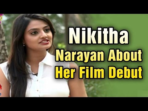 Nikitha Narayan about her introduction of Film Industry  Miss South India 02032015