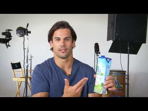 Eric Decker Behind the Scenes at the Vita Coco Shoot