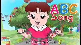 ABC Song ( Alphabet )   Nursery Rhyme   Lagu Anak Channel