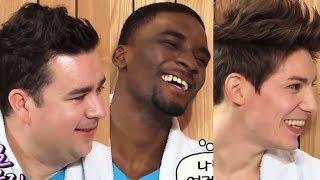 Video Happy Together - Korean Dream Special with Sam Hammington, Fabien & more! (2014.05.29) download in MP3, 3GP, MP4, WEBM, AVI, FLV January 2017