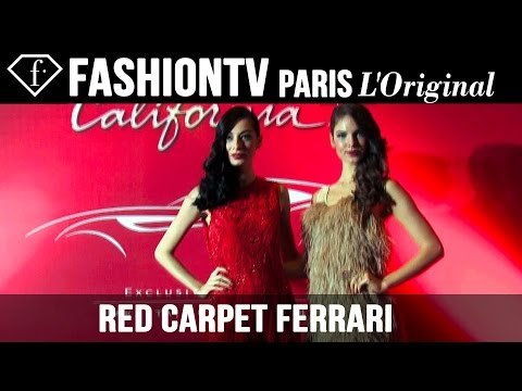fashiontv - http://www.FashionTV.com/videos JAKARTA - Join our host Isabel Jahja for this exclusive sneak peek at the newest Ferrari: The CaliforniaT! Appearances: Isabel Jahja, Giuseppe Cattaneo, Soetikno...