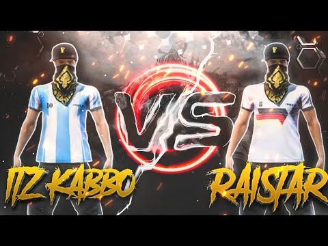 Raistar VS Itz Kabbo || Clash Squad 1 VS 1 Fight | Why Raistar Is The Legend Of Our Server@Rai Star