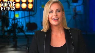 Atomic Blonde - Charlize Theron 'Lorraine Broughton' [On-Set Interview]Subscribe and click the notification bell HERE: http://goo.gl/SrrTlTSubscribe to Filmisnow Movie Trailers: http://goo.gl/8WxGeDAn undercover MI6 agent is sent to Berlin during the Cold War to investigate the murder of a fellow agent and recover a missing list of double agents.Some of the best and most funniest movie moments happen behind the scenes.  FilmIsNow Movie Extras channel gives you the latest and best behind the scenes footage, bloopers, interviews, featurettes, deleted/alternate scenes. We give you the before, during and after that goes into making movies.