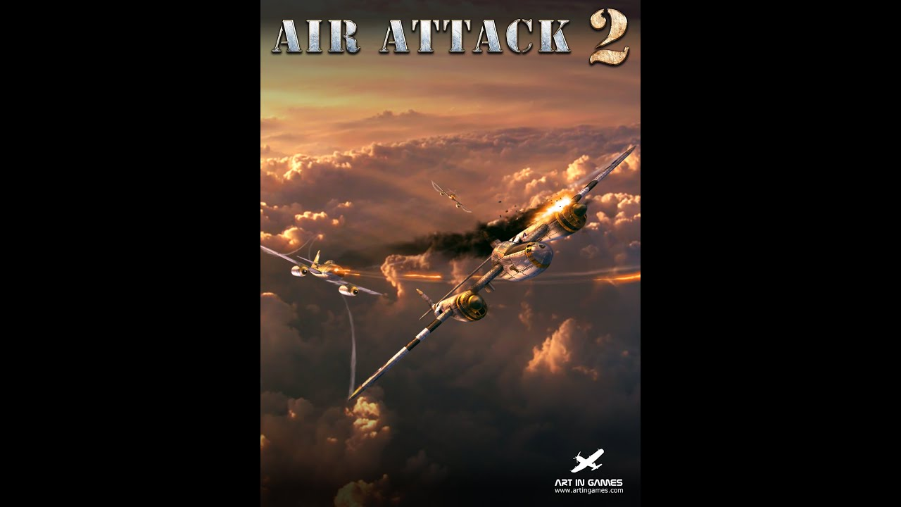 Visually Stunning Shoot 'Em Up 'AirAttack 2' Arrives this Month