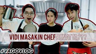 Download Video MASAKIN CHEF RENATTA??? | #VAgoVLOG S02E01 MP3 3GP MP4