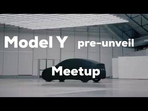 Pre Model Y Event - What do influencers have to say?