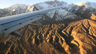 Leh India  city pictures gallery : Landing at Leh Airport in Ladakh India