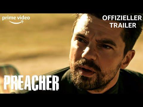 Preacher | Offizieller Trailer | Prime Video DE