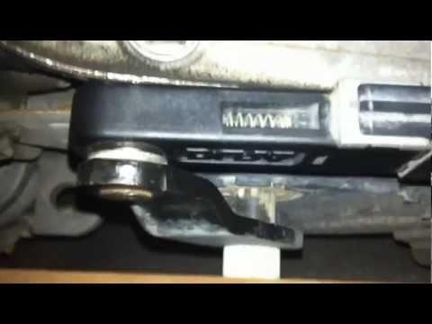 How to Fix your TrailBlazer's 2003 / 2005 Shift linkage / bushing