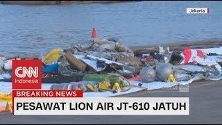 Download Video Ini Barang-barang yang Ditemukan di Lokasi Jatuhnya Pesawat Lion Air JT-610 MP3 3GP MP4