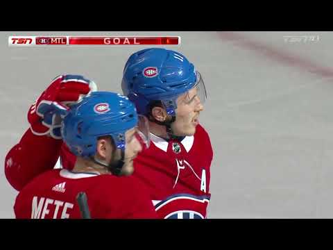 Video: Toronto Maple Leafs vs Montreal Canadiens | NHL | SEP-26-2018 | 19:00 EST