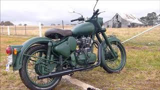 8. Royal Enfield C5