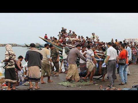 Δεκάδες Σομαλοί μετανάστες νεκροί ανοιχτά της Υεμένης