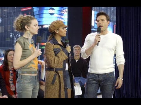 Hilarie Burton Remembers That Time Ben Affleck Groped Her on TRL