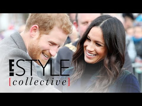 How to Recreate Meghan Markle's Signature Waves | E! Style Collective | E! News