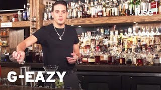 Video G-Eazy Makes A Dirty Martini | Behind The Bar MP3, 3GP, MP4, WEBM, AVI, FLV Oktober 2018