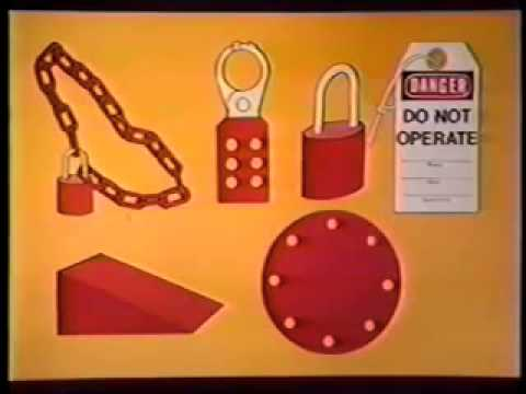 OSHA Lockout Tagout And Electrical Safety Training Video