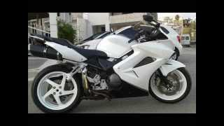 8. HONDA VFR-800 TRI-COAT PAINT (PHOTO VIDEO)