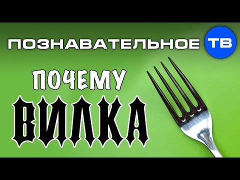 Почему она ВИЛКА (Познавательное ТВ Артём Войтенков) - DomaVideo.Ru