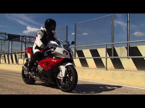 ► 2012 BMW S 1000 RR on Track (193 hp)